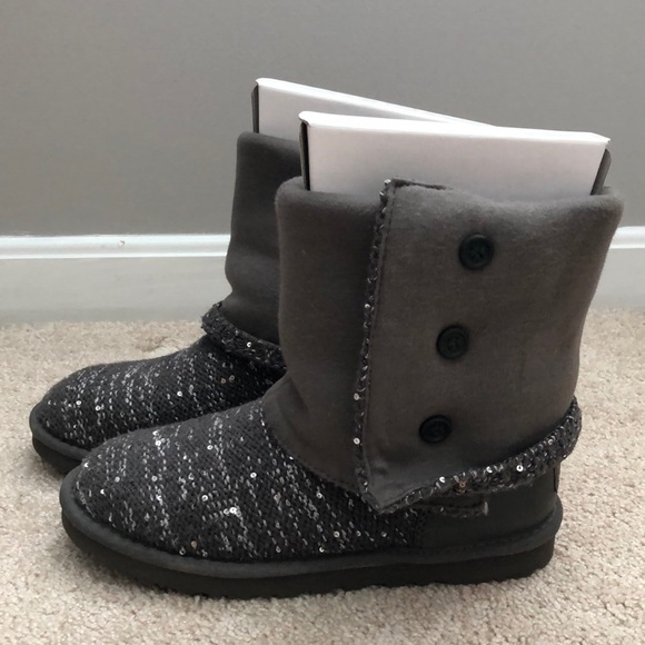 67d479b246c Sequin Knit UGG Boots